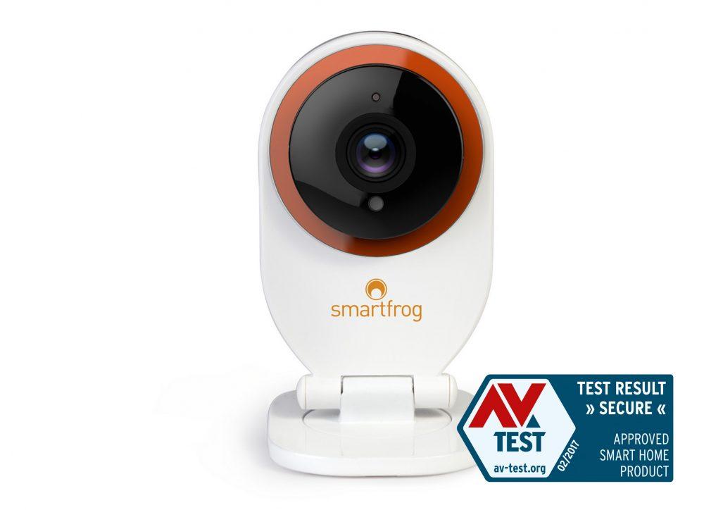 The First AV-TEST Certified IP Camera: Smartfrog – AV-TEST Internet ...